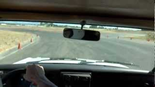 9/8/12 ESCA Autocross Datsun 510 Run 7