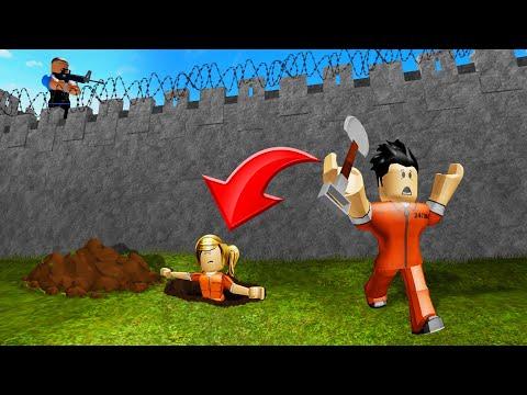 ESCAPE Before You Get CAUGHT! (Roblox Prison Break)