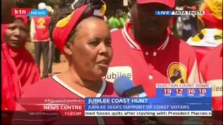 UhuRuto to spend last day of Coastal campaign in Taita Taveta