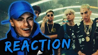 (REACTION) Tumbando El Club (Remix) (Official VIdeo)