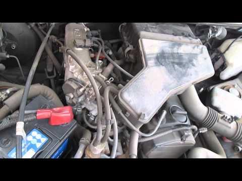 Nissan terrano 2 1998 Benzin