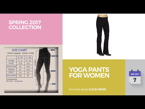 Yoga Pants For Women Spring 2017 Collection