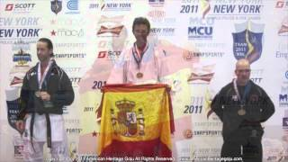 WPFG 2011 Medal Ceremony 2