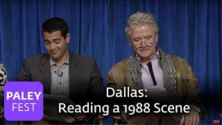 The Paley Center for Media - Patrick Duffy and Jesse Metcalfe Read a Scene from a 1988 Episode