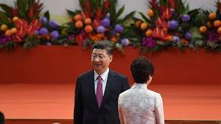 《石濤.News》「南華:如果此時林鄭下台 香港會大亂 - 擺明玩兒死習傯」習尚無政策(無能)無意插手 但不能流血衝突(清場變包抄如何解釋)『引蛇出洞』為策略—詭異用在習身上