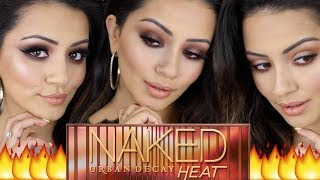 Not one but THREE looks by Kaushal Beauty using our Naked Heat