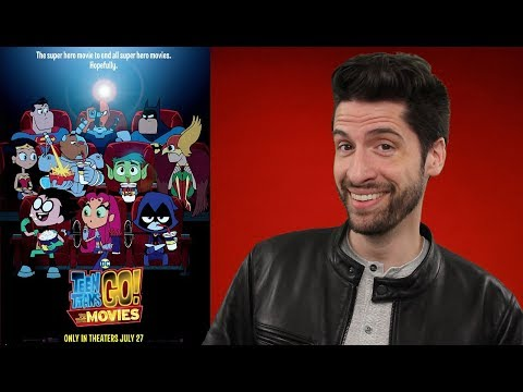 Teen Titans GO! To The Movies – Movie Review