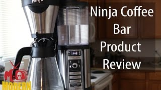 Mike in the kitchen I Ninja Coffee Bar Product Review
