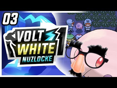 Y'ALL GOT ANY OF THAT DREAM MIST?! • Pokemon Volt White Nuzlocke