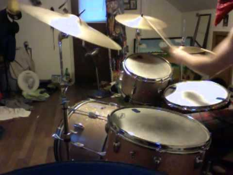 "Drum Solo ""Nonsense Symphony of The Weeping Willows"" by josephdavidsoukup"