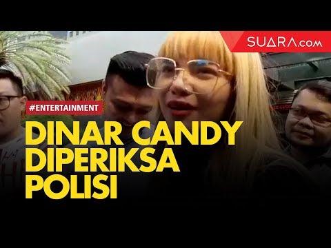 Kasus dengan Beby Fey, Dinar Candy Diperiksa Polisi