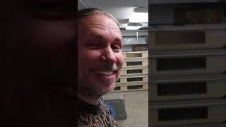 19 FOOT SNAKES ESCAPES!! #shorts | BRIAN BARCZYK