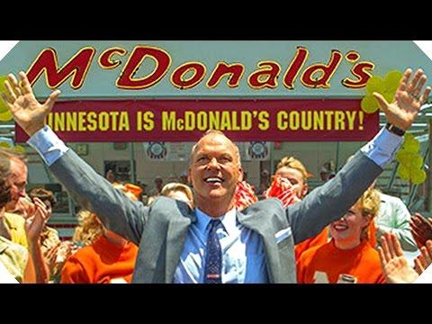 LE FONDATEUR (Film sur McDonald's, 2016) - Bande Annonce VF / FilmsActu