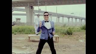 Gangnam style ft. Tunak tunak tun fame Daler Mehandi