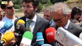 preview picture of video 'Pastor es compromet a tramitar l'autorització perquè l'aeroport de la Seu d'Urgell sigui comercial'