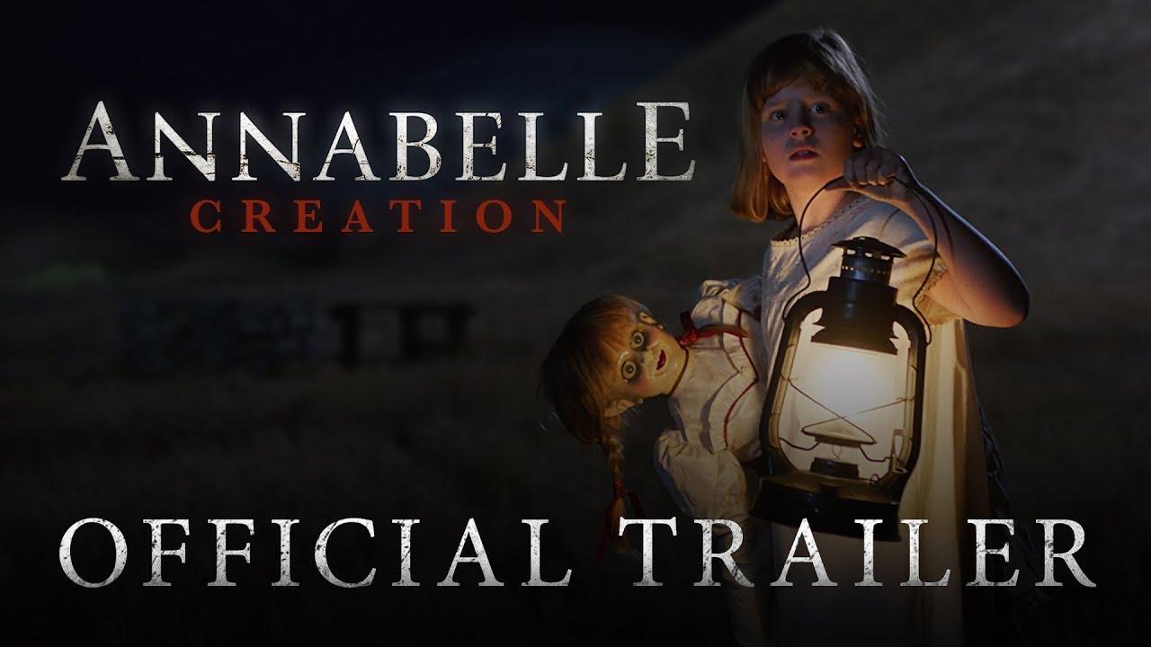 Video trailer för ANNABELLE: CREATION - Official Trailer 2