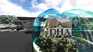 DHA Quetta Grand Entrance Gate Design Promo
