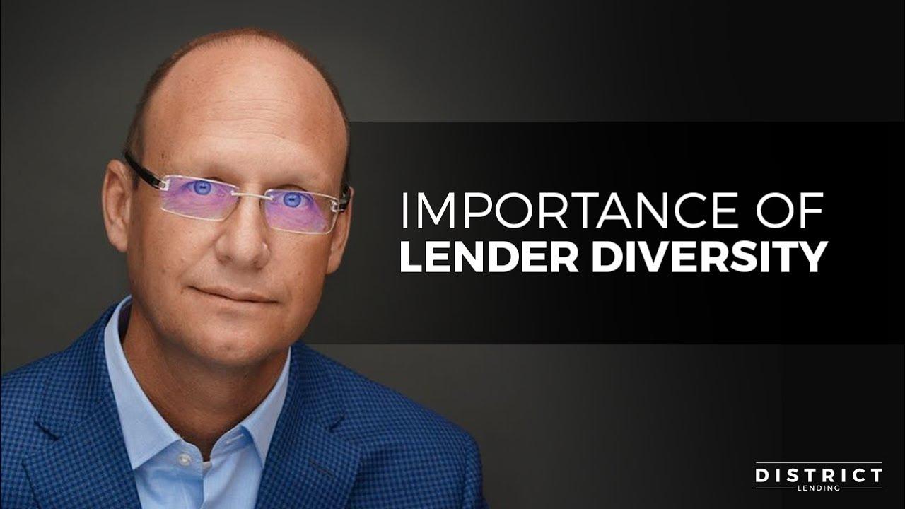Importance of Lender Diversity