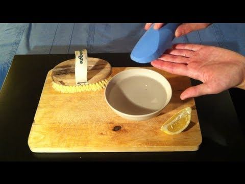 Die Volksmethoden für die Behandlung gribkow der Nägel