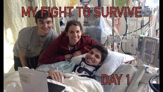 Hardest Vlog Yet, Introducing My Accident Recovery Journal From Day 1.