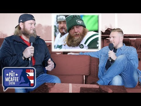 Nick Mangold on The Pat McAfee Show 2.0: Full Interview