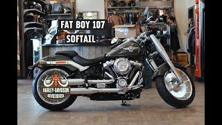 Fat Boy107 Softail Harley-Davidson FLFBS