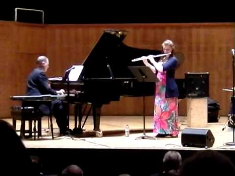 Samuel Coleridge-Taylor - Suite de Pieces Megan Whiteley (flute) Fred Scott (Piano)