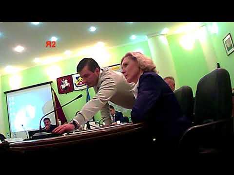 Вопросы к МФЦ на заседании СД МО района Ясенево