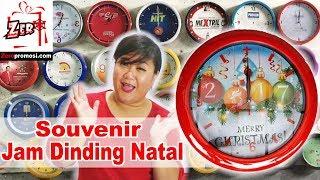 Souvenir Jam Natal – Jam dinding Natal
