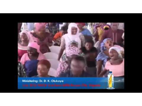 PMCH JULY 2016   Water of fire   Dr Dk Olukoya   full service