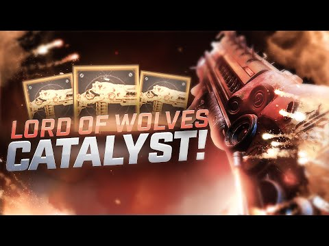Lord of Wolves Catalyst.. STILL GODLY!