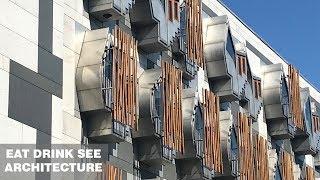 Scottish Parliament - Miralles Tagliabue EMBT