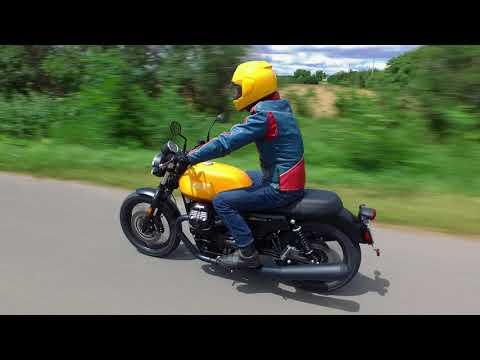Moto Guzzi V7 III Stone Road Test