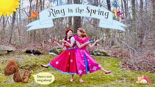 """Dance along to """"Ring in the Spring!"""" with Poppy & Posie -- Dance Version Now Live on t"""