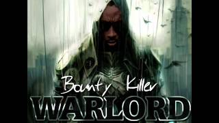 DJ FearLess – Bounty Killer – Warlord DanceHall Mixtape