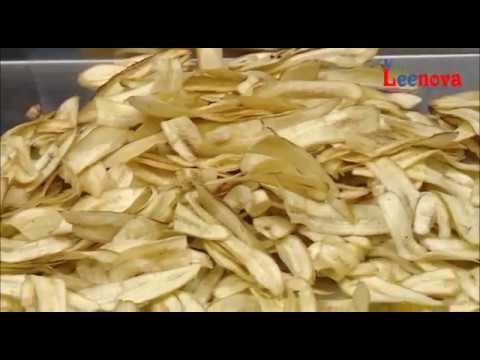 Leenova Banana Chips Making Machine