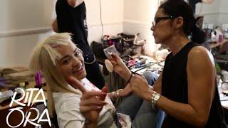 RITA ORA | X Factor First Live Show (Part 1) [Dressing Room Diaries]