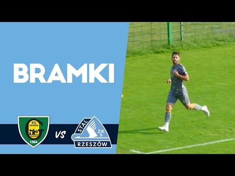 2 liga: GKS Katowice - Stal Rzeszów 3-2 [WIDEO, BRAMKI]