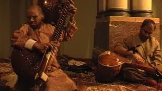 Ustad Asad Ali Khan - Raga Bhimpalasi - Rudra Veena - Rudra Vina - Dhrupad, Bautzen 02nd May 2003
