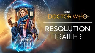 Доктор Кто, New Year Special Trailer | Doctor Who
