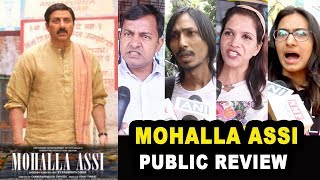 Mohalla Assi Movie Hit or Flop Review- Sunny Deol, Sakshi Tanwar