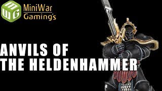 Who are the Anvils of Heldenhammer? - Stormcast Eternal Lore (With 2+ Tough) Ep 4