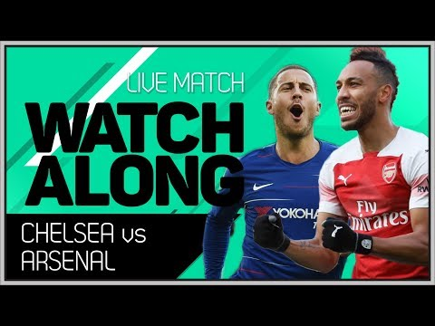 Chelsea Vs Arsenal Match Chat With Mark Goldbridge