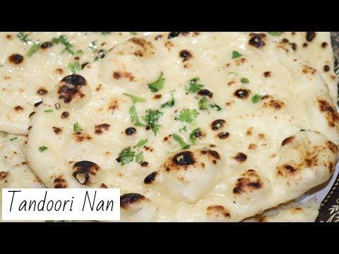 Tandoori Butter Nan Recipe | Tadoori Nan With TAVA | Without Yeast