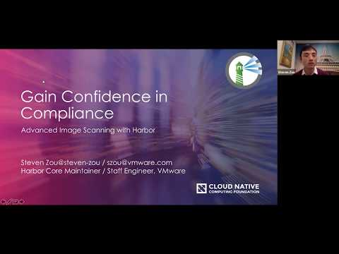 Gain confidence in compliance: advanced image scanning with Harbor