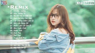 Cô Độc Vương Remix 💋 Hóa Tương Tư 💋 Nhạc Trẻ Remix 2021, Nhạc Trẻ EDM Gây Nghiện Hay Nhất 2021
