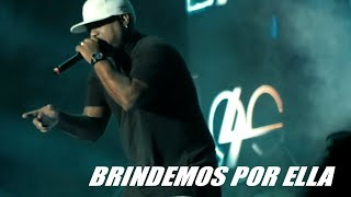 LOS 4 Ft. YEMBELE - BRINDEMOS POR ELLA - (OFFICIAL VIDEO)