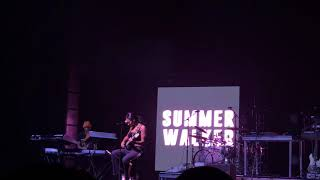 "Summer Walker ""Session 32"" Live The Anthem 11 11 18"