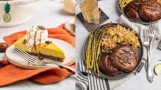 Fall Date Night Recipes :) | Vegan & Easy
