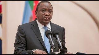 Rais Uhuru yuko Nyandarua kuwakabidhi hati miliki kwa wakazi wa eneo la Olkalou